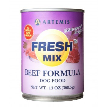 Artemis Fresh Mix Beef Dogs 370 g
