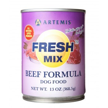Artemis Fresh Mix Beef Dogs 370 g