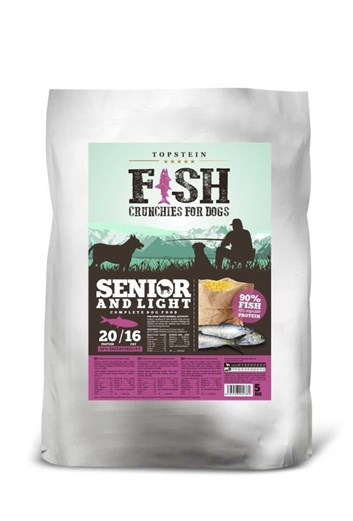 Topstein Fish Crunchies Light 5 Kg