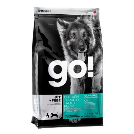 GO! Fit + Free Grain Free 2,72 Kg