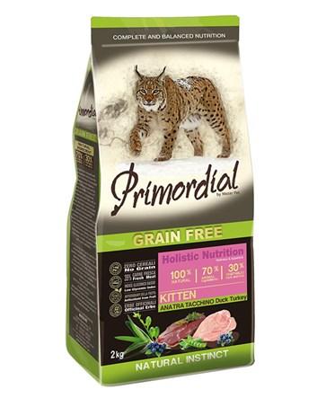 Primordial KRŮTA & KACHNA pro koťata 400g