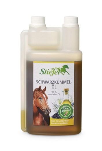 Stiefel Olej z Černého kmínu (Láhev s dávkovačem, 250 ml)