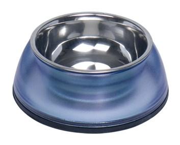 Nobby Diva Clear miska v modrém pouzdře 200 ml
