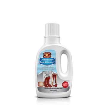 Absorbine Leather Therapy Laundry rinse and dressing (Lahev, 591 ml)