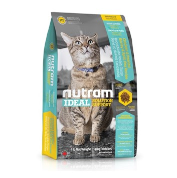 I12 Nutram Ideal Weight Control Cat 1,8 Kg