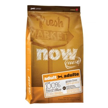 NOW FRESH Grain Free Adult 11,33 Kg
