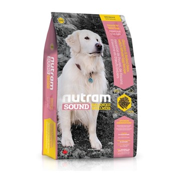 S10 Nutram Sound Senior Dog 2,72 Kg