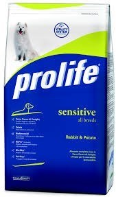 Prolife Sensitive Rabbit & Potato 12 Kg