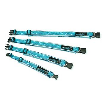 Obojek Dockdogs Point Break Series velký modrý 1 ks