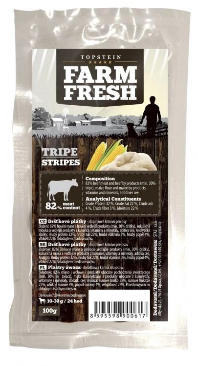 Farm Fresh Tripe Stripes 3 x ( 100 g )