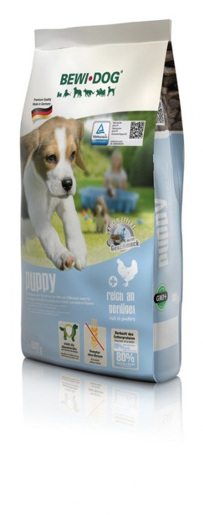 BEWI DOG Puppy - rich in poultry 800 g