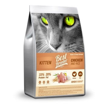 Best Breeder Kitten Chicken 2 Kg