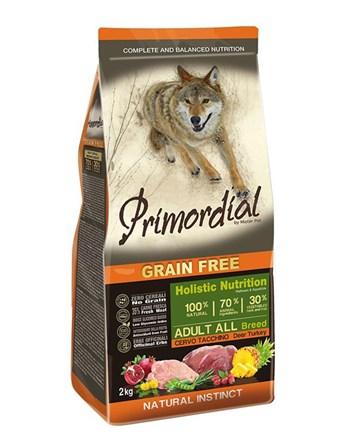 Primordial VYSOKÁ ZVĚŘ & KROCAN pro dospělé psy 12kg