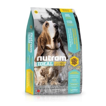 I18 Nutram Ideal Weight Control Dog 13,6 Kg