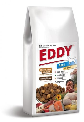 Eddy Adult All breed 8 Kg