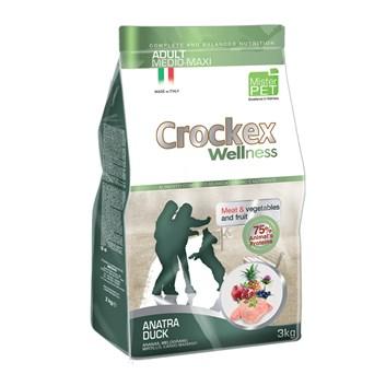 Crockex Adult kachna s rýží 3 Kg