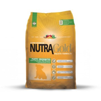 Nutra Gold Holistic Puppy Micro Bite 7,5 Kg