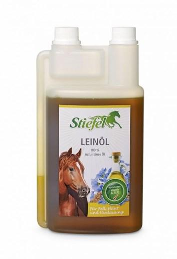 Stiefel Lněný olej (Láhev s dávkovačem, 1 l)