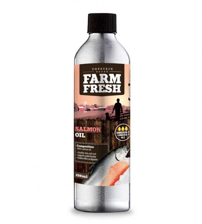 Topstein Farm Fresh Salmon Oil 250 ml