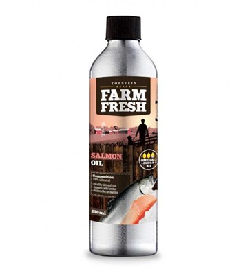 Topstein Farm Fresh Salmon Oil 250 ml