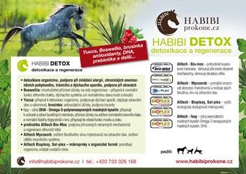 HABIBI - DETOX, 0,5 Kg - 10 dní