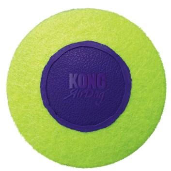 Kong AirDog hračka pro psy tenisový disk L 14 cm