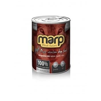 Marp Pure Venison konzerva pro psy 400 g
