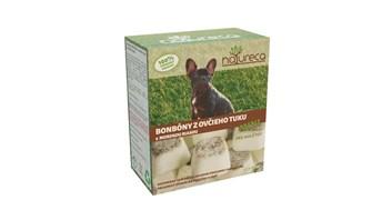 NATURECA - bonbóny z ovčího tuku s mořskou řasou MINI 250 g