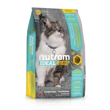 I17 Nutram Ideal Indoor Cat 1,8 Kg