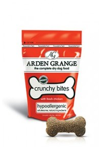 Arden Grange Crunchy bites with fresh chicken 250 g