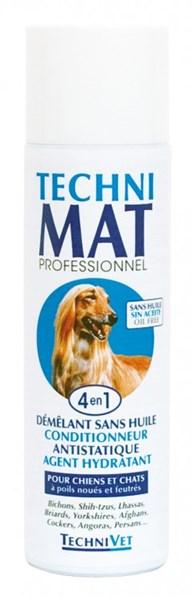 Kondicioner 4 v 1 pro kočky i psy hydratační, antistatický 400 ml