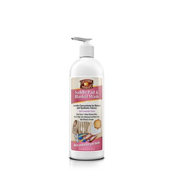 Absorbine Leather Therapy Saddle pad and blanket wash (Lahev, 473 ml)