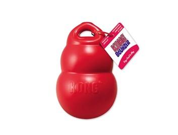 Kong Bounzer Large gumová interaktivní hračka 20x13 cm