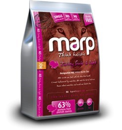 Marp Holistic Turkey SAN Grain Free 12 Kg + konzerva ZDARMA