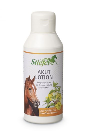 Stiefel Akut lotion (Láhev s dávkovačem, 250 ml)