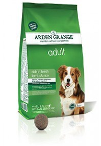 Arden Grange Adult: rich in fresh lamb & rice  2 Kg