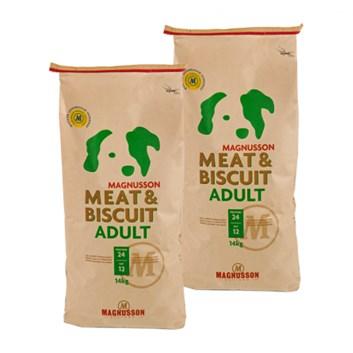 DVOJBALENÍ MAGNUSSON Meat&Biscuit ADULT 14 Kg