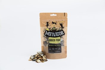 Pet`s Motivator DRIED FISH 80 g