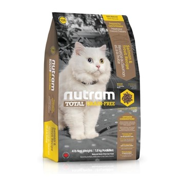 T24 Nutram Total Grain Free Salmon Trout Cat 6,8 Kg