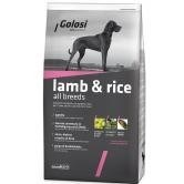 Golosi Dog Lamb & Rice all breeds 12 Kg