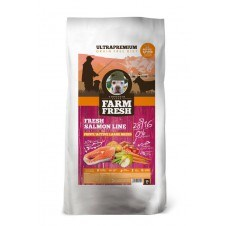 Farm Fresh – Fresh Salmon Line Puppy/Active Large Breed 2 Kg