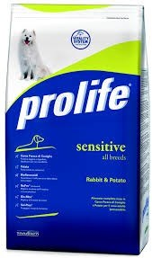 Prolife Sensitive Rabbit & Potato 3 Kg