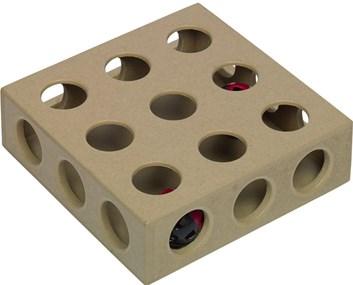 Nobby Activity Toy Cube aktivní hračka pro kočku 24x24 cm