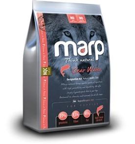 Marp Natural Clear Water - lososové 12 Kg + konzerva ZDARMA