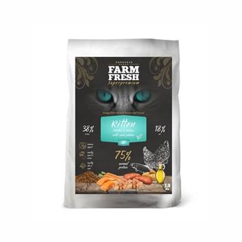 Farm Fresh Kitten Grain Free 5 Kg