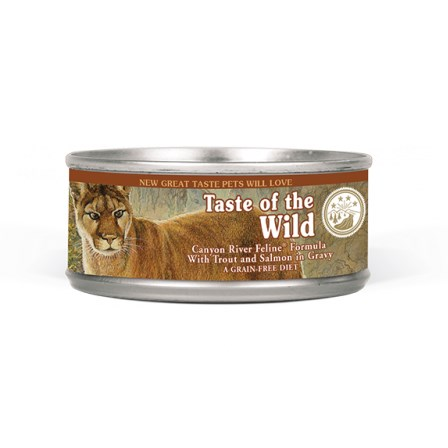 TASTE OF THE WILD Canyon River konzerva 155 g