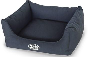 Nobby TIRA bavlněný pelíšek tmavě šedý 45x40x18 cm