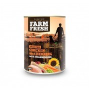 Farm Fresh – Chicken & Herring with Cranberries 400 g