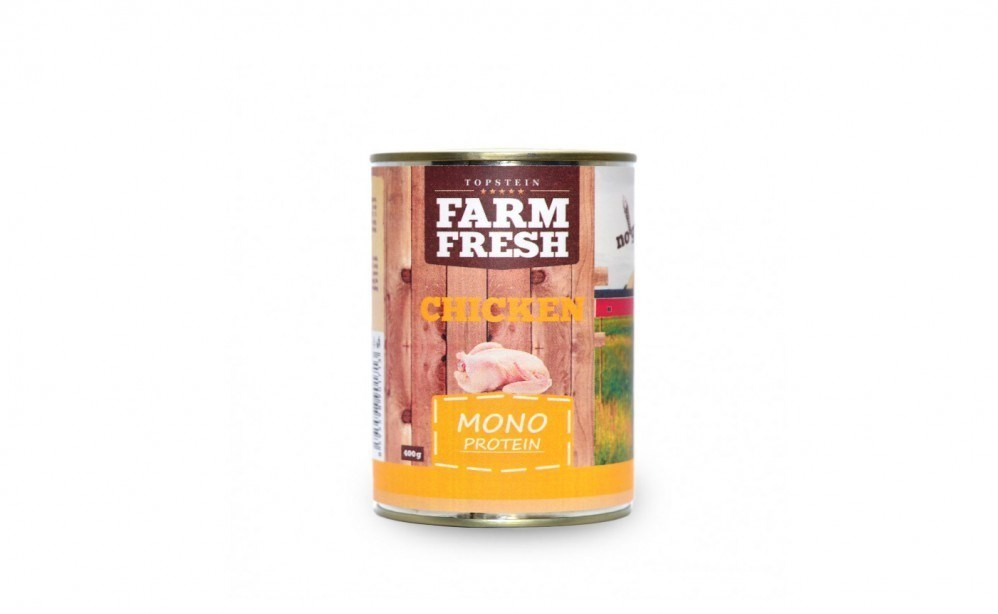 Farm Fresh - Mono protein chicken 400g