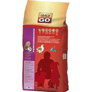 Dry MACs Dog GO DOSPĚLÝ AKTIVNÍ PES 12 Kg